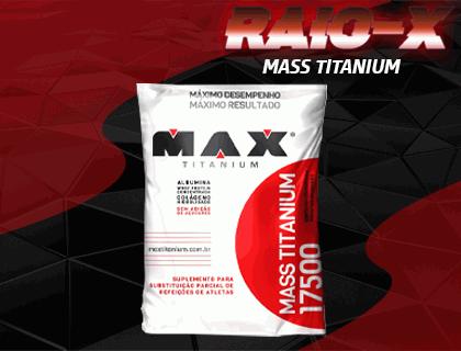 RAIO - X MASS TITANIUM