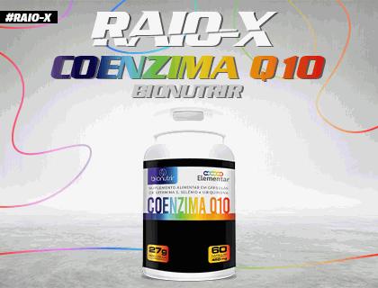 Raio X - Coenzima Q10 :