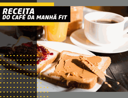 Café da Manhã Simples e Saudável