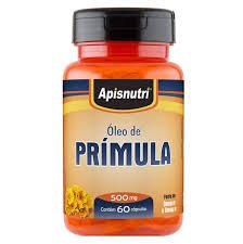 Óleo de Prímula 500mg (60 caps)