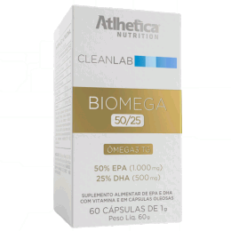 CleanLab BioMega TG 50/25 (60 softgels)
