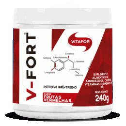 V-Fort Pré Workout (240g)